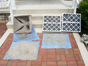 gaithersburg md air duct cleaning